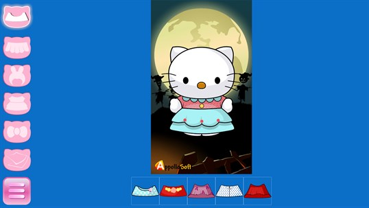 Kitty Games screenshot