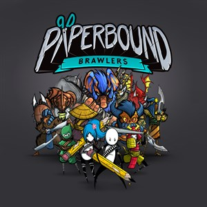 Paperbound Brawlers Xbox One