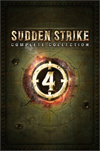 Carátula del juego Sudden Strike 4 - Complete Collection