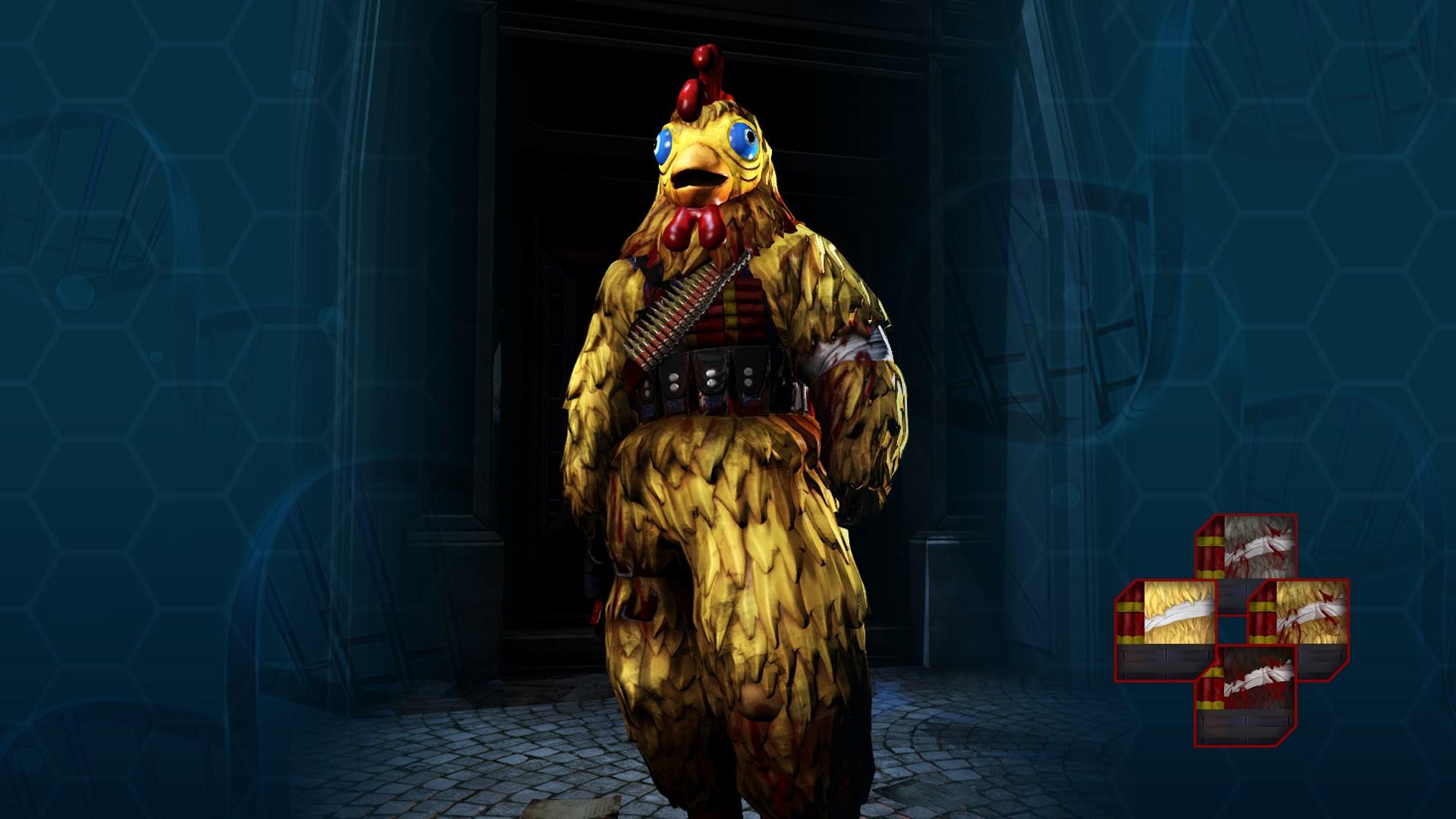 Commando Chicken Bundle