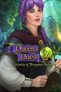 Carátula del juego Queen's Quest 2: Stories of Forgotten Past (Xbox One Version)