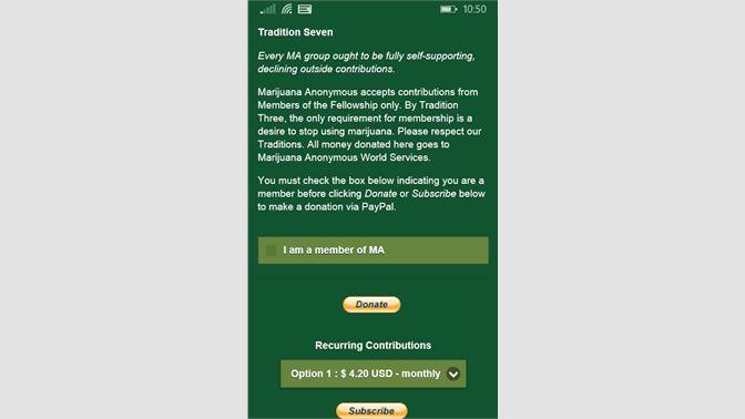 Online Dating Marijuana Anonymous Online