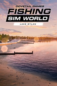 Carátula del juego Fishing Sim World: Lake Dylan