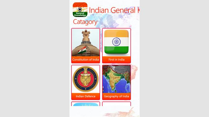 Get Indian General Knowledge - Microsoft Store