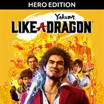 Yakuza: Like a Dragon Hero Edition Logo
