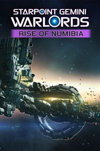 Carátula para el juego Starpoint Gemini Warlords: Rise of Numibia de Xbox 360