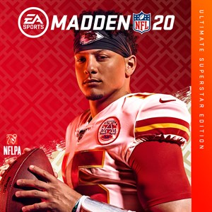 Madden NFL 20 – Ultimate Superstar Edition Xbox One