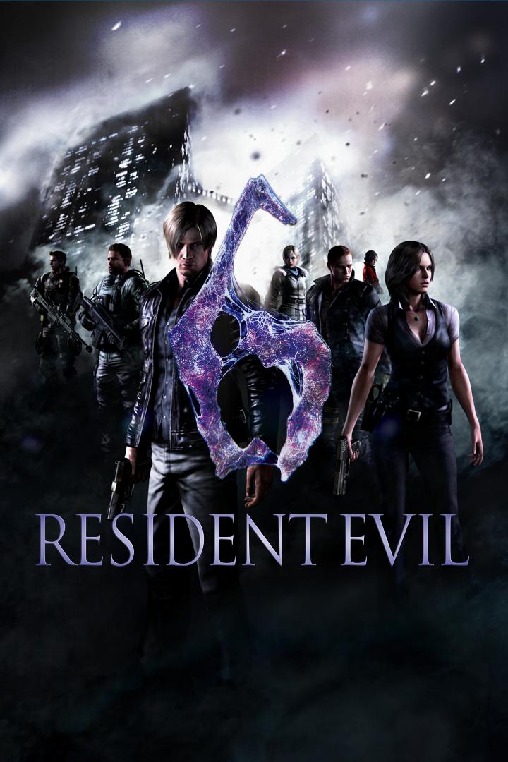 Resident Evil 6 / Biohazard 6 (PC)