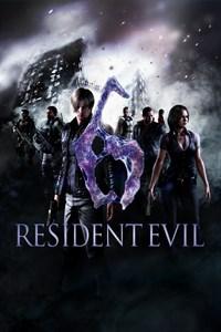 Carátula para el juego Resident Evil 6 de Xbox 360