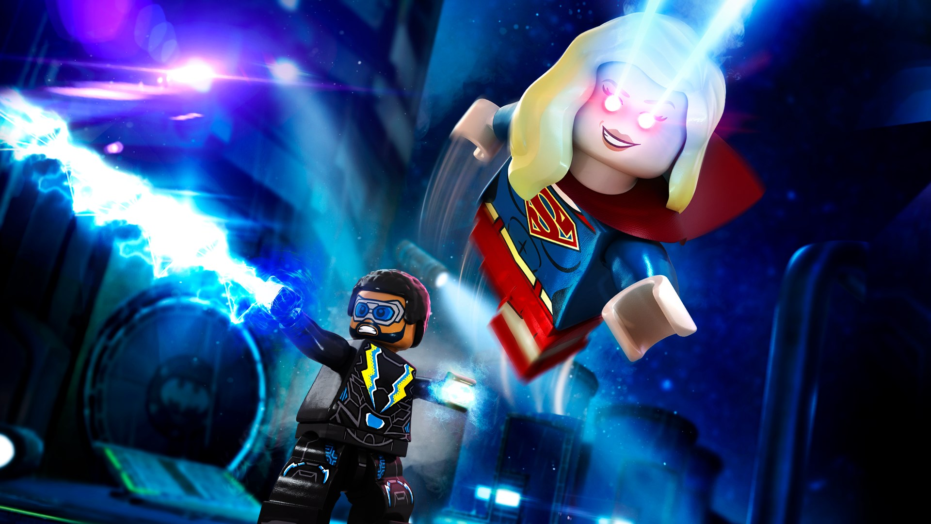 LEGO® DC TV Series Super Heroes Character Pack