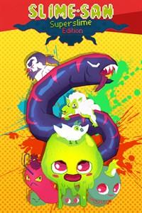 Carátula para el juego Slime-san Superslime Edition de Xbox 360