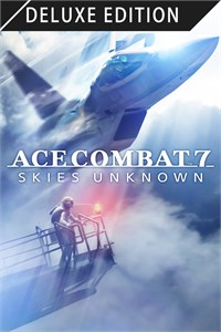 Carátula para el juego ACE COMBAT 7: SKIES UNKNOWN Deluxe Edition de Xbox One