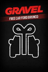 Carátula del juego Gravel Free car Ford Bronco