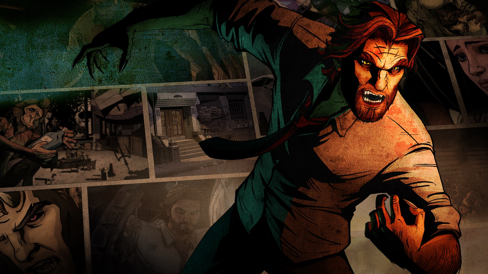 Comprar The Wolf Among Us Microsoft Store Pt Br