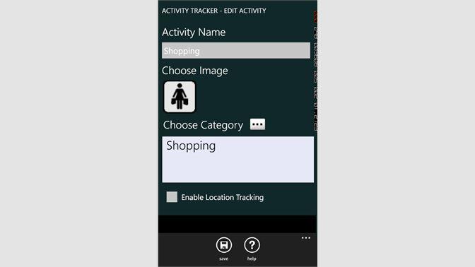 Get Activity_Tracker - Microsoft Store