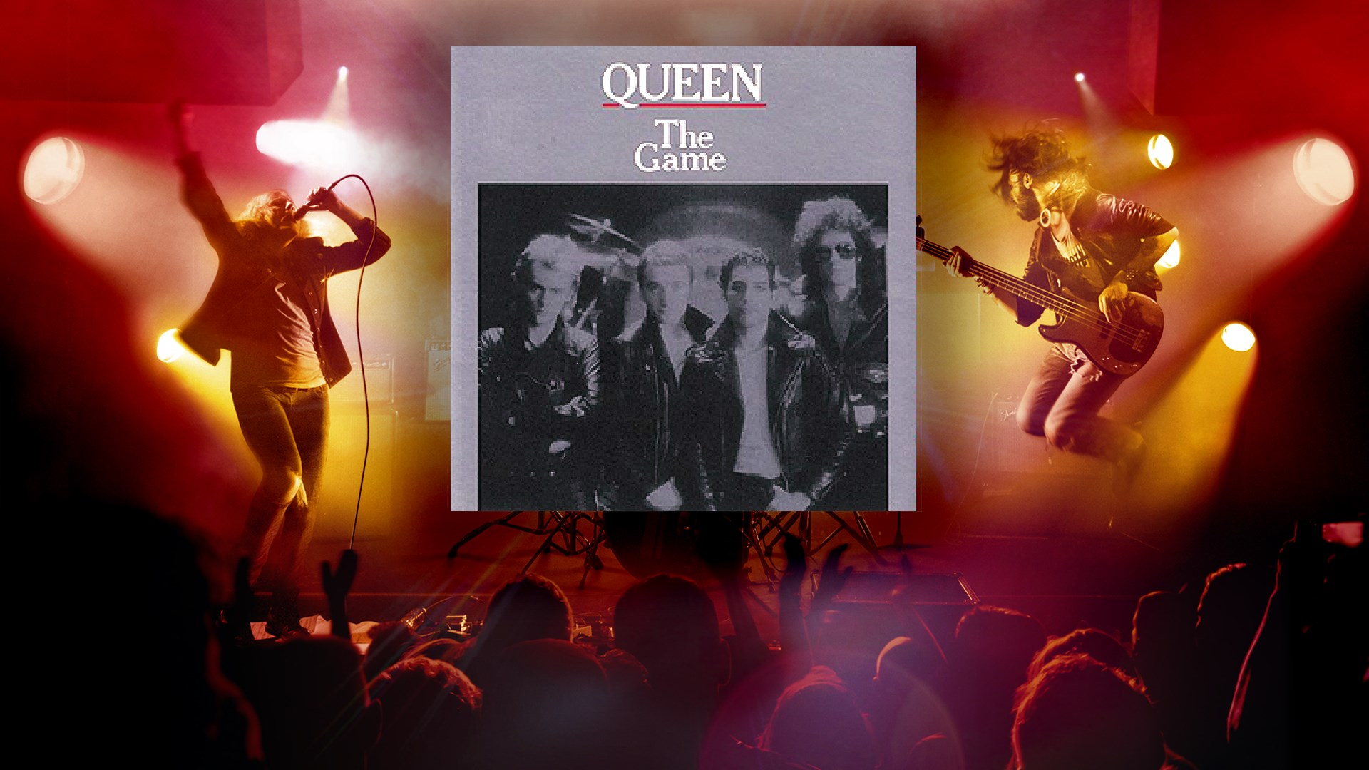 """""""Another One Bites the Dust"""" - Queen"""