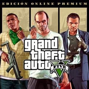 Grand Theft Auto V: Edición Online Premium Xbox One