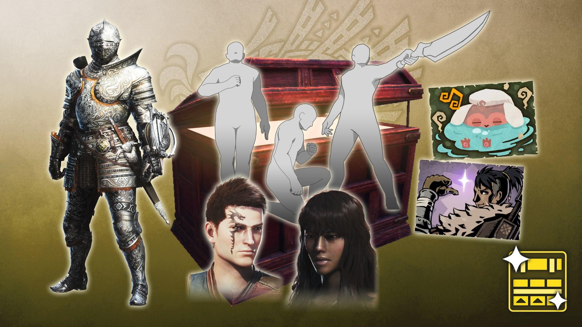 Kit Deluxe de Monster Hunter World: Iceborne