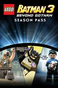 Carátula del juego LEGO Batman 3 Season Pass