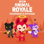 Super Animal Royale Founder's Edition Bundle (Game Preview) Logo