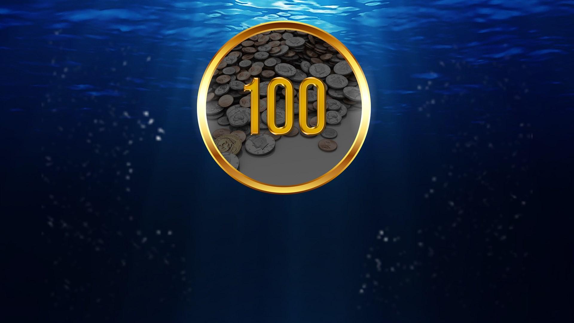 Money Pack 100 BaitCoins