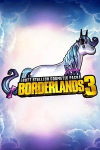 Pack Butt Stallion Cosmetic de Borderlands 3