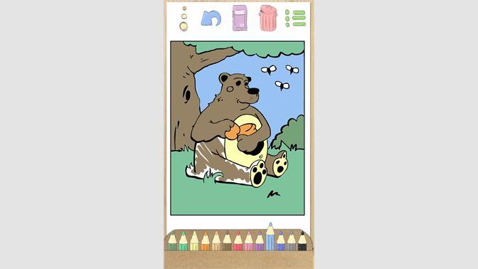 Obtener Pintar animales. Juego educativo para niños: Microsoft Store ...
