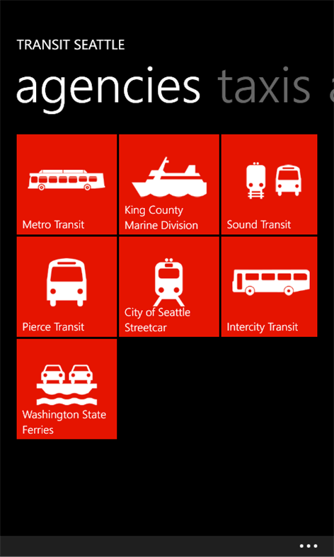 Transit Seattle Screenshots 1