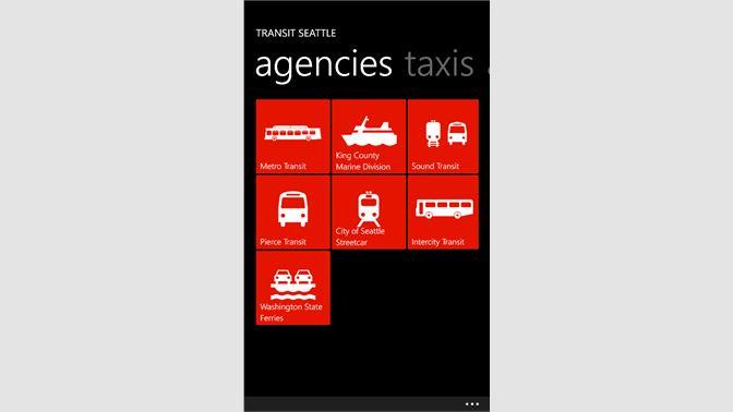 Get Transit Seattle - Microsoft Store
