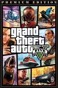 Carátula del juego Grand Theft Auto V: Premium Edition