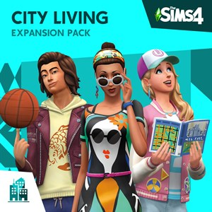 The Sims™ 4 시끌벅적 도시 생활 Xbox One