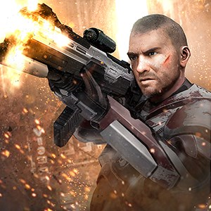 Modern Frontline: Counter War Arms - FPS Shooter