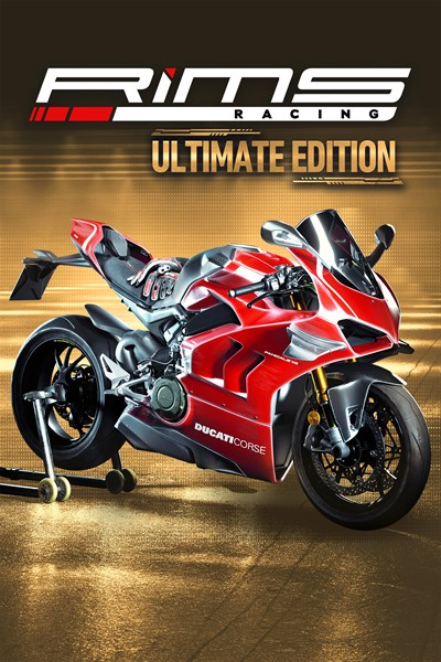 Rims Racing - Ultimate Pre-Order Edition Xbox One & Xbox Series X|S