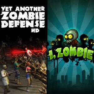 Awesome Zombie Games Bundle Xbox One
