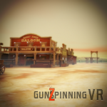 GunSpinning VR Logo