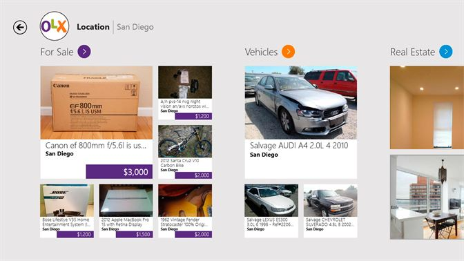 Get OLX Free Classifieds - Microsoft Store en-ZA