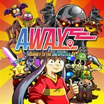 Away: Journey To The Unexpected Logo