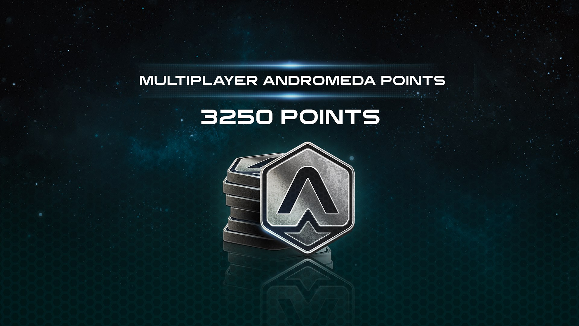 3250 Mass Effect™: Andromeda Points