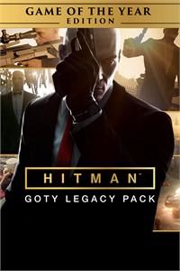 HITMAN™ - GOTY Legacy Pack