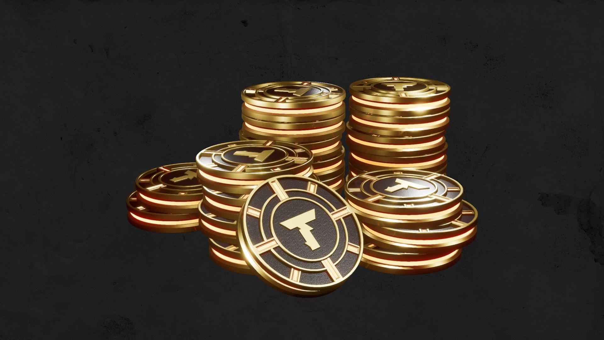 2000 премиальных жетонов + 300 (бонус)