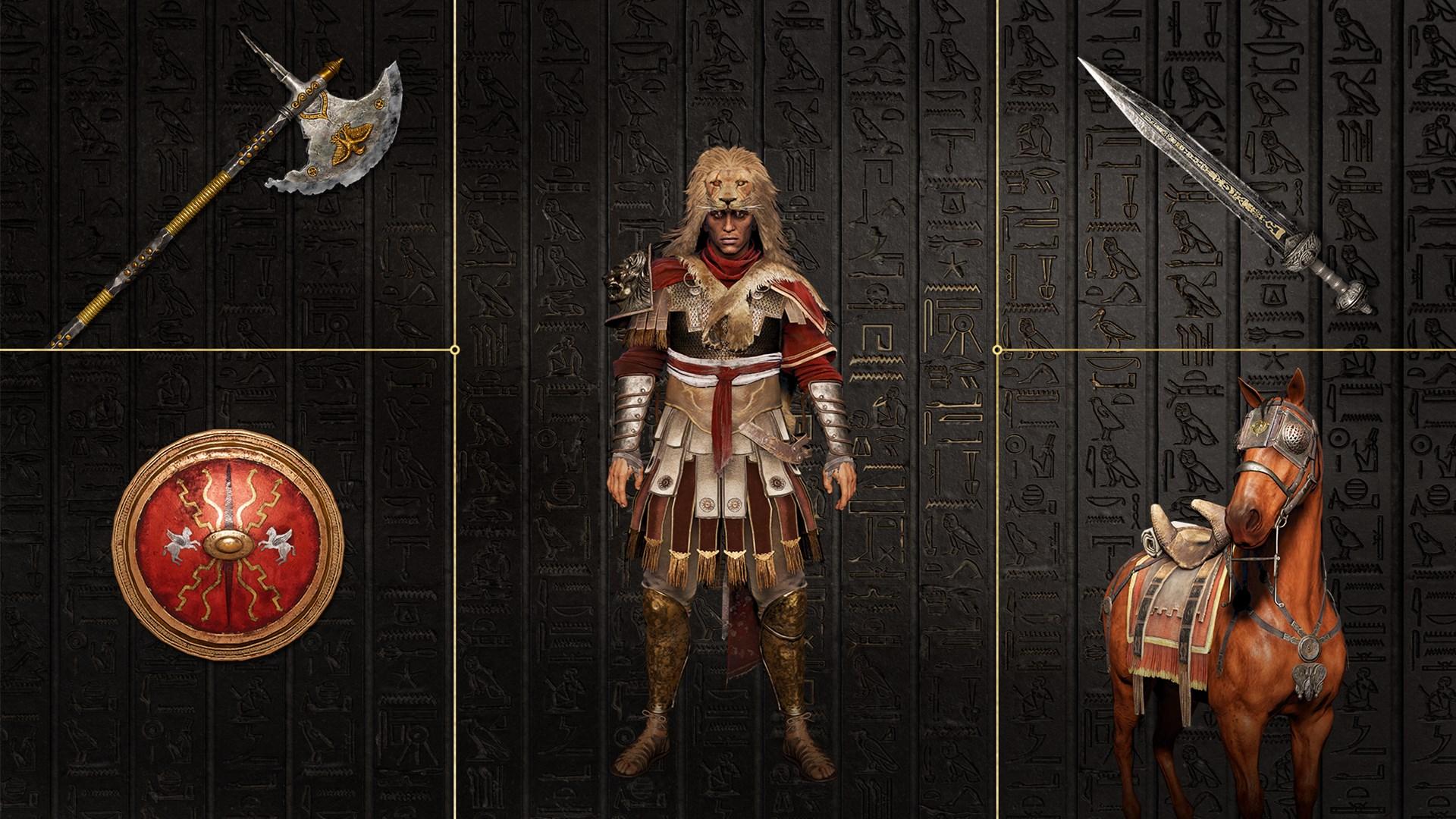 Assassin's Creed® Origins - Roman Centurion Pack