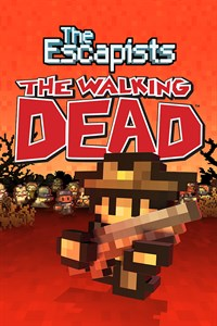 Carátula del juego The Escapists: The Walking Dead