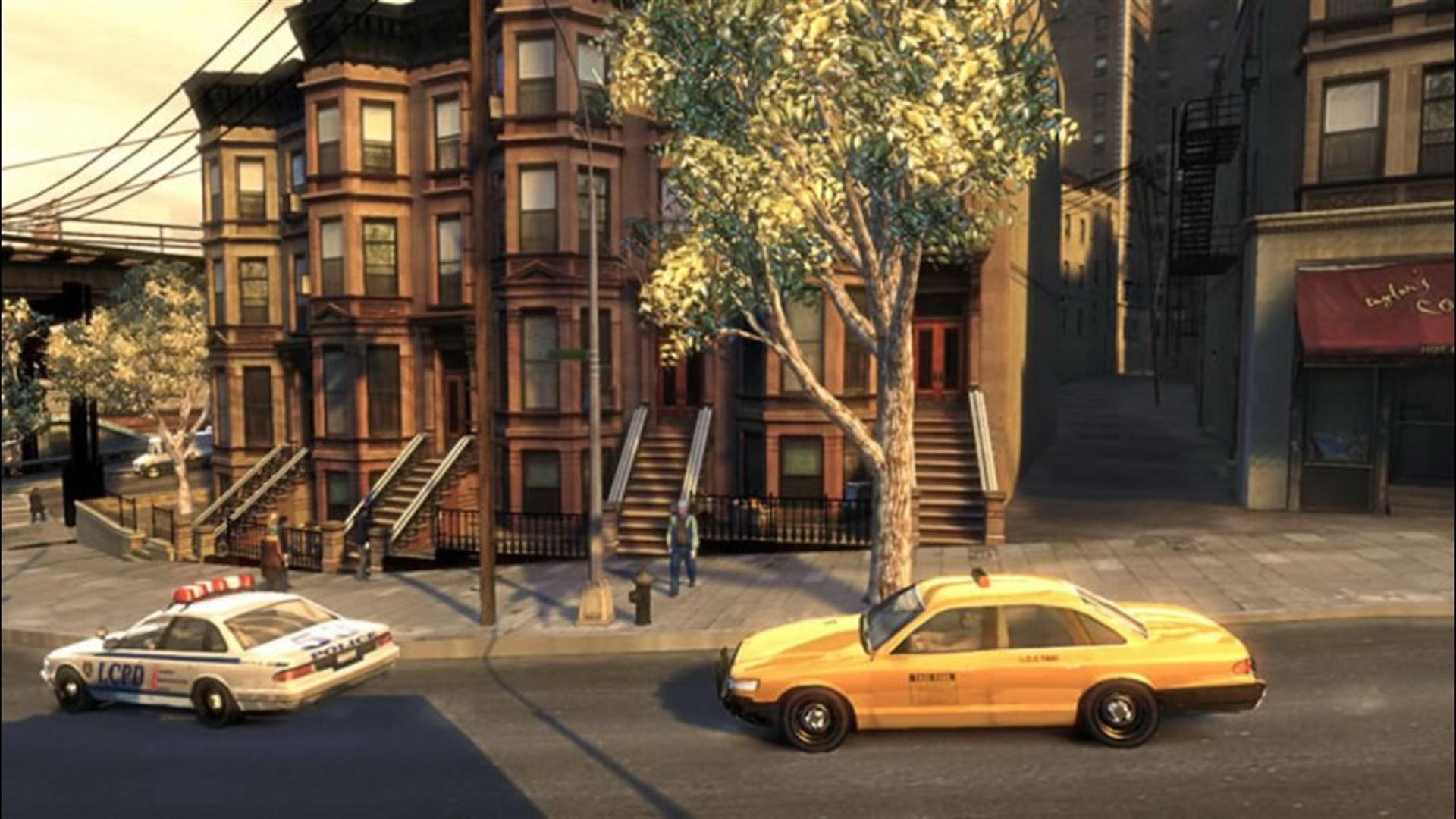 Скриншот №14 к Grand Theft Auto IV