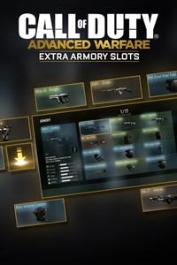 EXTRA ARMORY SLOTS 1