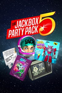 The Jackbox Party Pack 5 for PC Digital