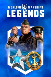 World of Warships: Legends — Petit trésor
