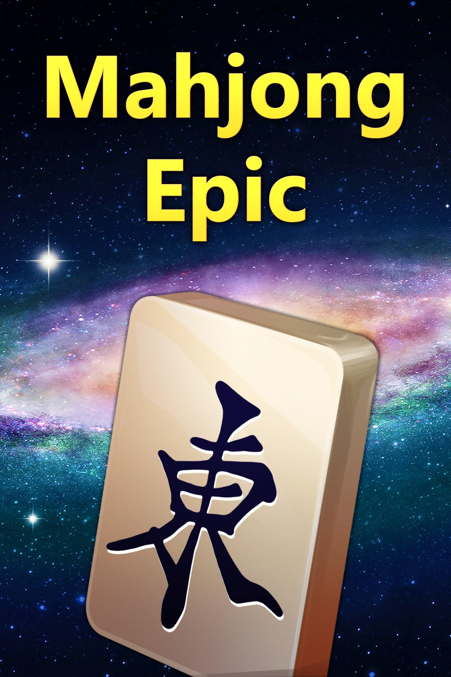 Get Mahjong Epic - Microsoft Store