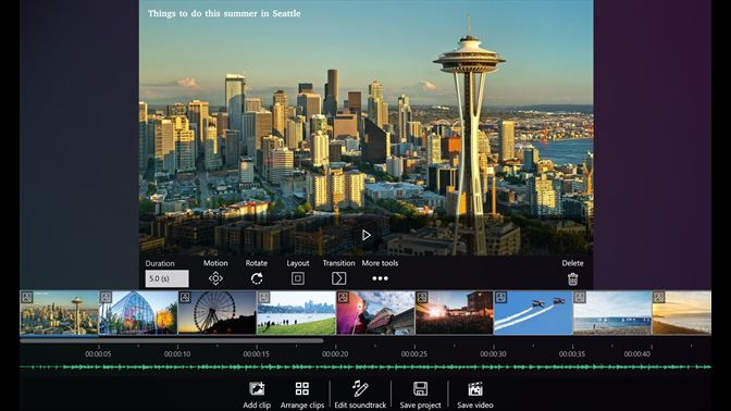 movie maker online free with music