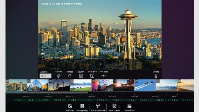 Baixar Movie Maker 10 Free Microsoft Store Pt Br