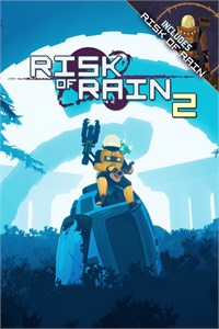 Carátula del juego Risk of Rain 1 + 2 Bundle